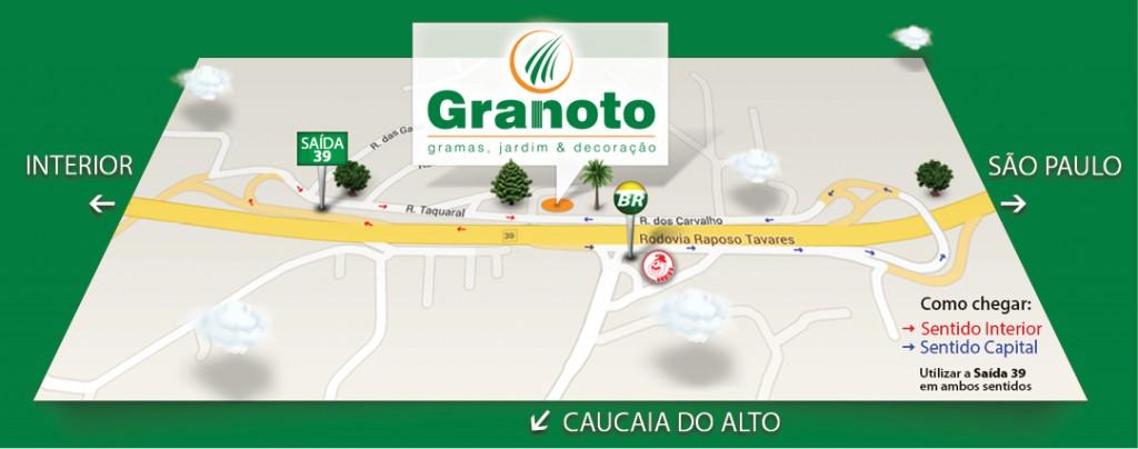 Granoto-Mapa