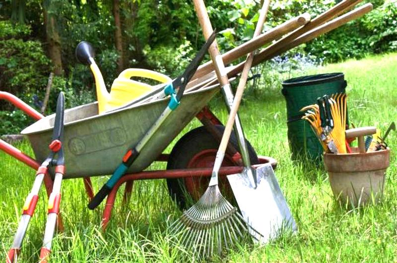 Ferramentas e Artigos para Jardinagem